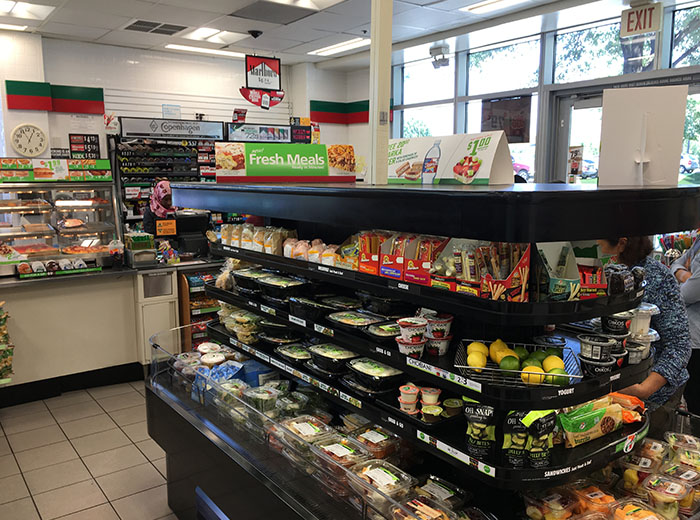 Nearest 711 Store >> 7 Eleven At 1722 Routh Street In Dallas 7 Eleven